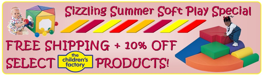 Sizzling Summer Soft Play Special