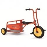 Atlantic Series Two Child Fire Truck Trike