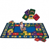 Bilingual Rug & Carpet Squares