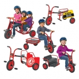 ClassicRider® Multi-Child Trikes
