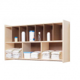 Diaper Wall Shelf
