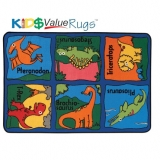 KID$ Value Line: Dino-mite Rug