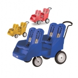 Gaggle®4 Four Child Buggy
