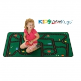 KID$ Value Line: Go-Go Driving Rug
