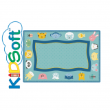 KIDSoft™ Quiet Time Animal Rug