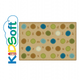 KIDSoft™ Alphabet Dots