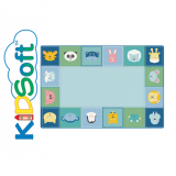 KIDSoft™ Baby Animals Border