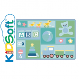 KIDSoft™ Baby's Basics Toddler Rug