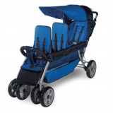 LX3™ Three Child Tandem Stroller