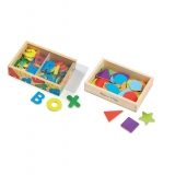 Magnetic Letters & Shapes
