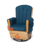 SafeRocker™ Swivel Glider