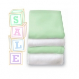**SALE** SafeFit™ Compact Crib Sheet