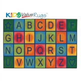 KID$ Value Line: Simple Alphabet Blocks