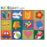 KID$ Value Line: Toddler Fun Squares