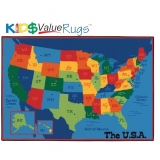 KID$ Value & KID$ Value PLUS: USA Map