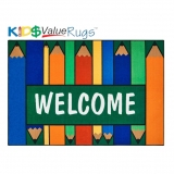 KID$ Value Line: Colorful Pencils Welcome