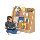 Book Display Stand - Birch