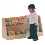 Toddler Book Display - Birch