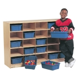 "Large Multi-Storage ""Cubby"" - Maple"