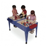 Double Mite Sand and Water Table Standard