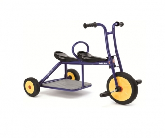 Atlantic Series Two Child Carry Trike
