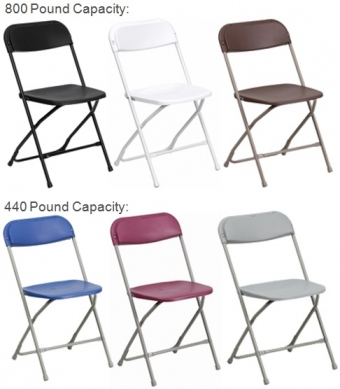 Adult Folding Chairs