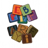 Alphabet Blocks Kits