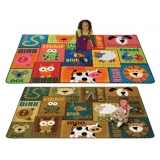 Animal Sounds Toddler Rug