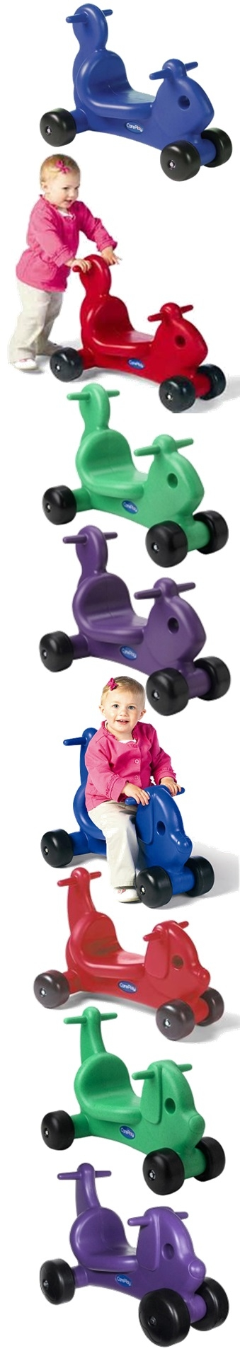 CarePlay® Ride-Ons