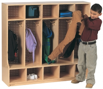 Maple Coat Lockers