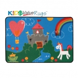 KID$ Value Line: Fantasy Fun Rug