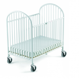 Pinnacle™ Steel Folding Crib