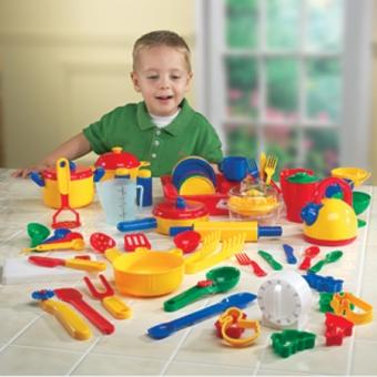 Pretend Play Kitchen Set