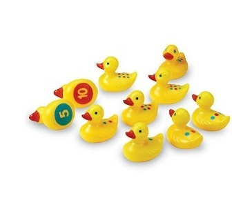 Number Fun Ducks