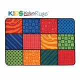 KID$ Value Line: Patterns at Play Rug