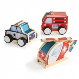 Jr Plywood Community Vehicles