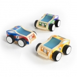Jr Plywood Race Cars