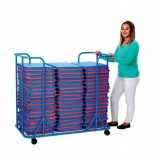 Rest Mat Storage Cart