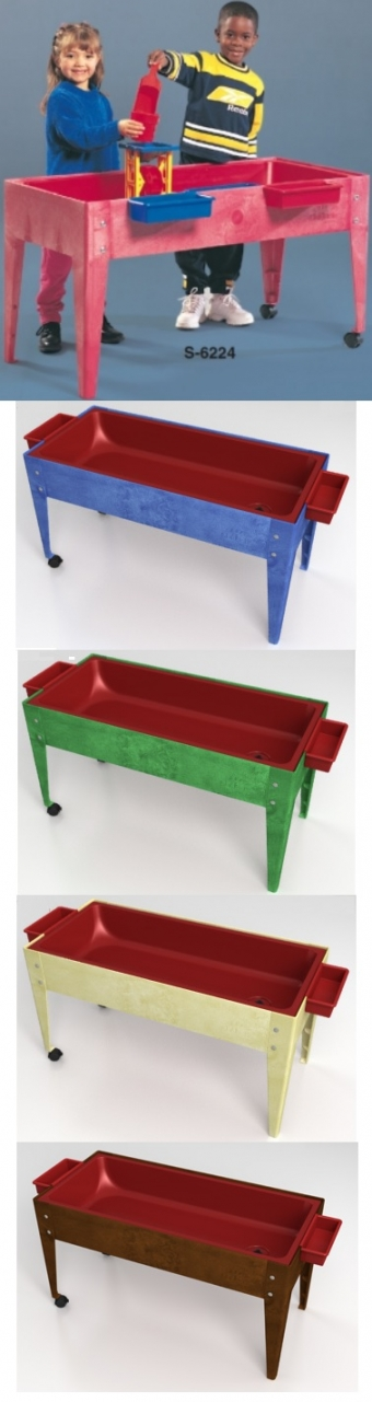 Indoor/Outdoor Sand and Water Table