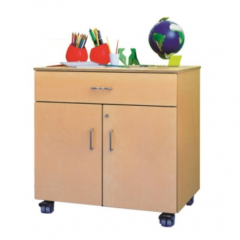 Teachers Mobile Locking Cabinet