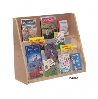 Book Display Stand - Acrylic