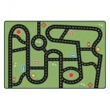 Drive & Play Small & Large Accent Rugs