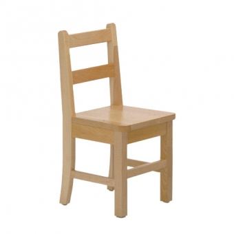 Perfect Solid Maple Chair