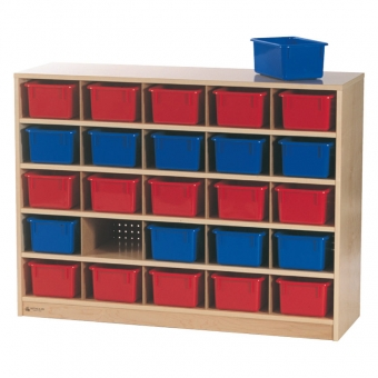 High Quality Multi Storage Cubby   25 Unit