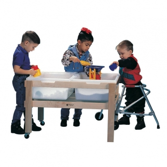 Double Sand and Water Table