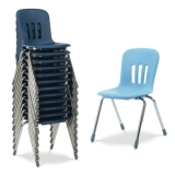 Virco Metaphor® Stack Chairs