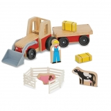 Whittle World Wooden Farm Set